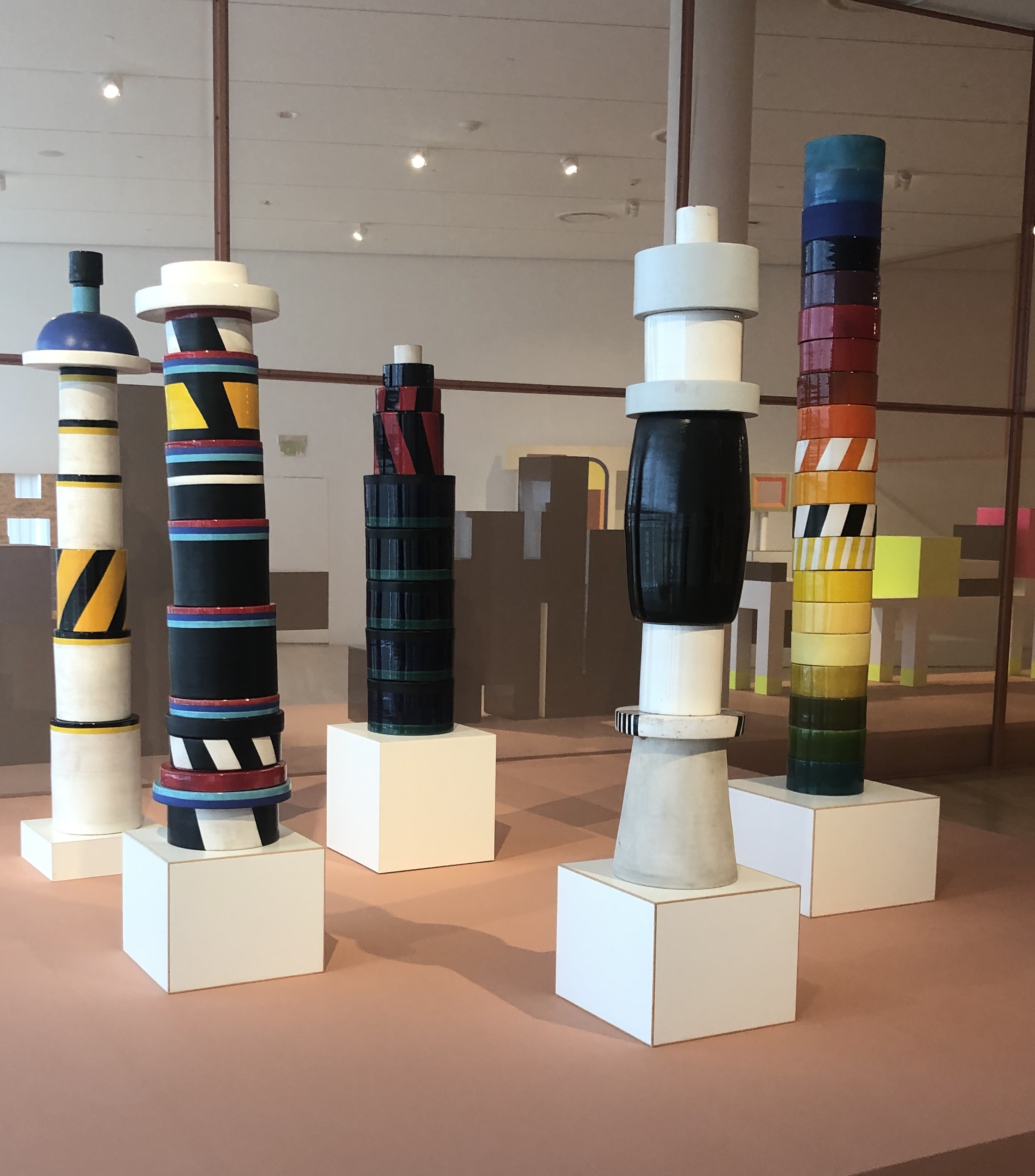 Sottsass Exhibition at ICA Miami
